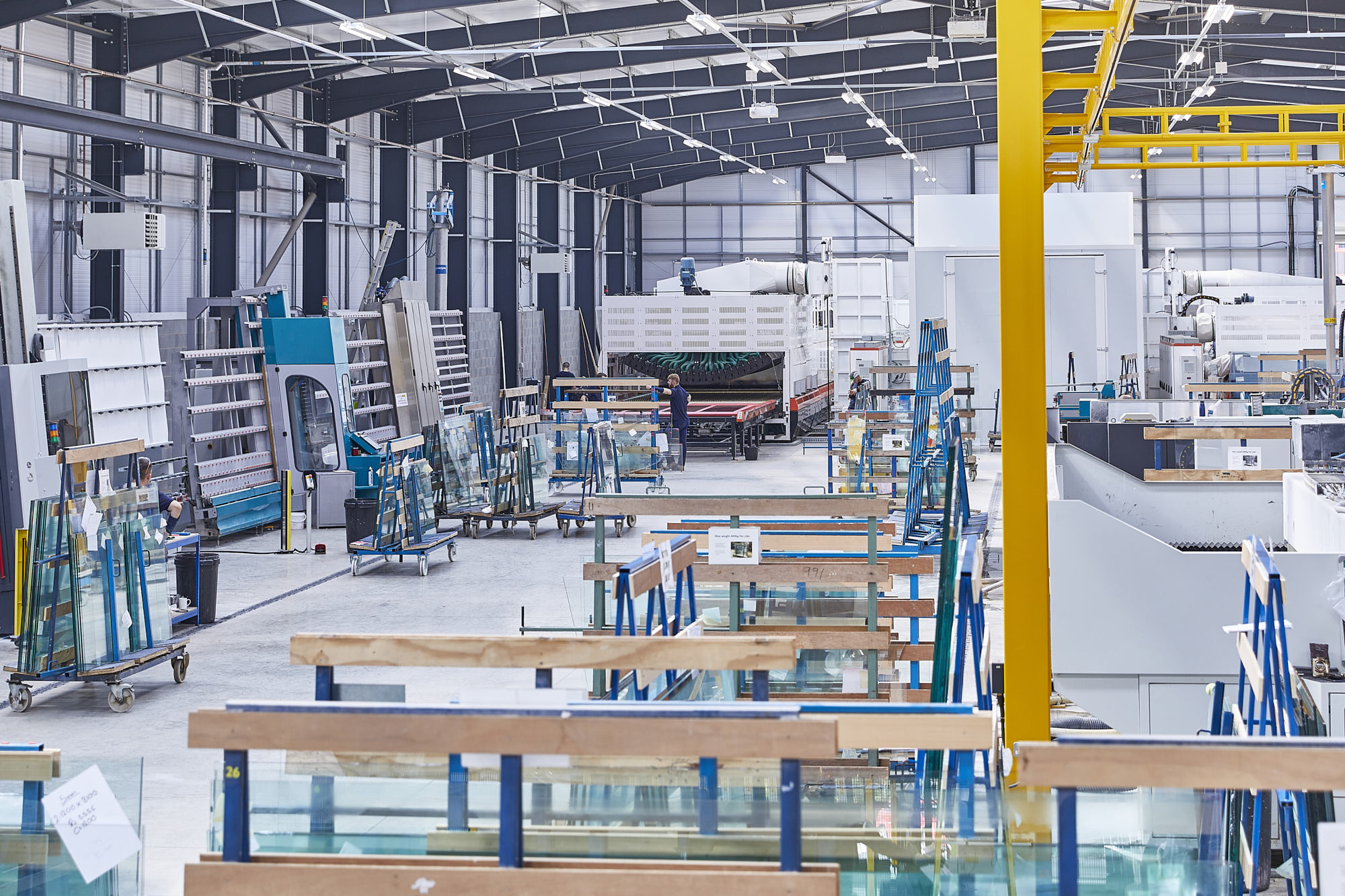 Specialist Glass Products Factory and Machinery