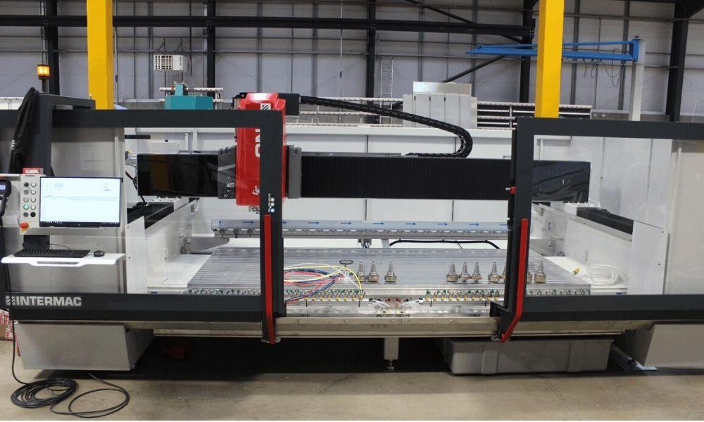 CNC Milling Machine SGP