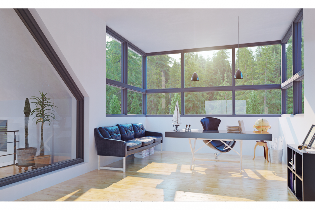 Five ways glass can be used in home design