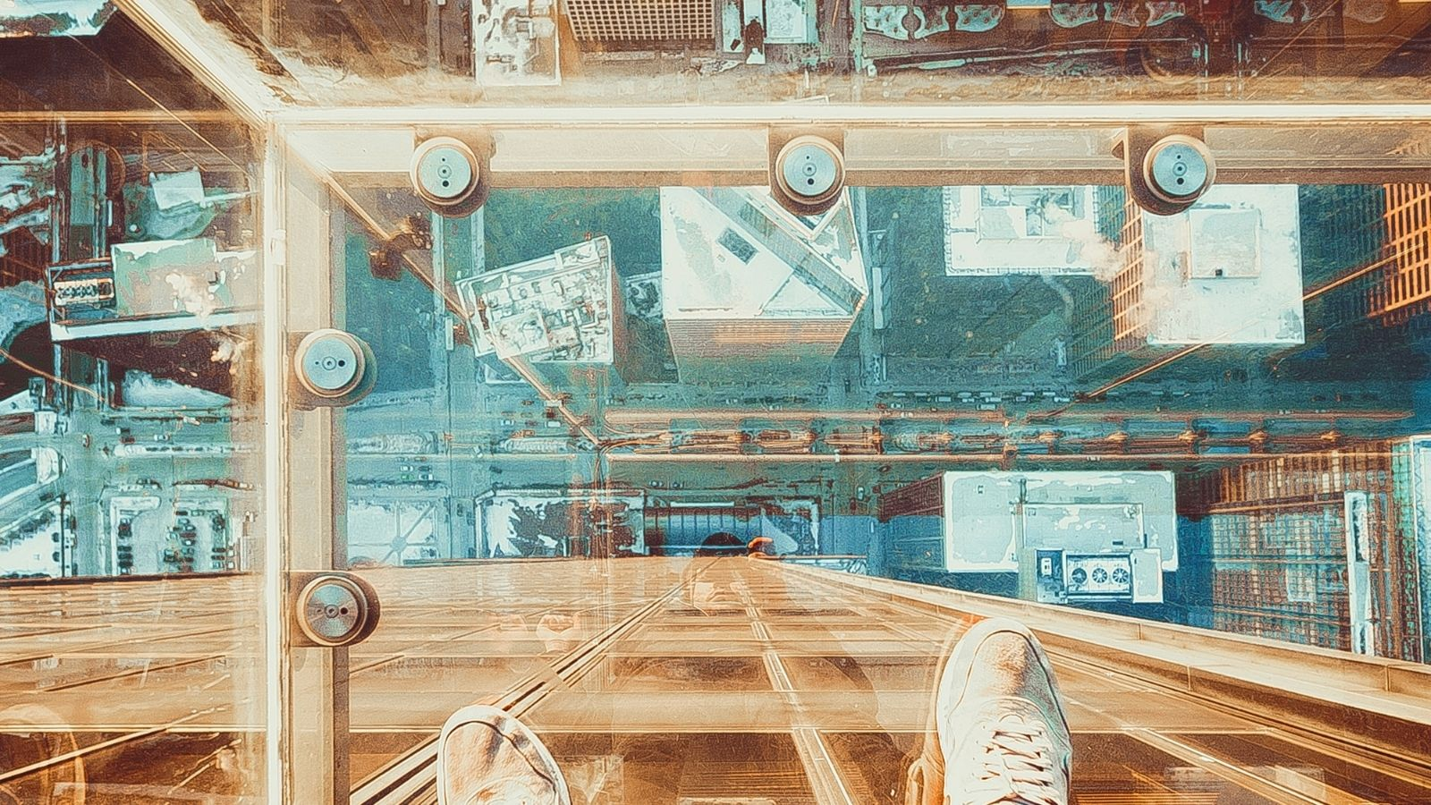 Everything you need to know about glass flooring