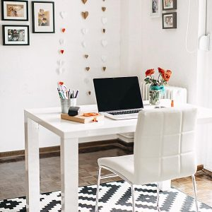 Home office home design trend