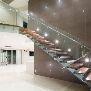 lighting staircase design