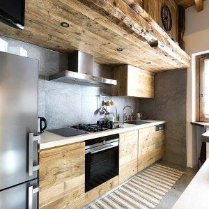 natural wood home design trend