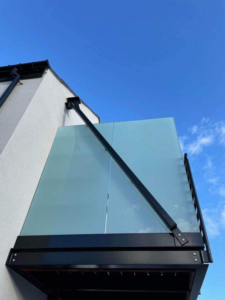 toughened laminated glass